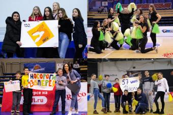 Подведены итоги конкурса среди фан-клубов Школьной Футбольной Лиги г.Казань!