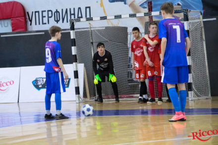 10 апреля в СК КАИ Олимп стартовал заключительный VII тур ШФЛ г.Казань