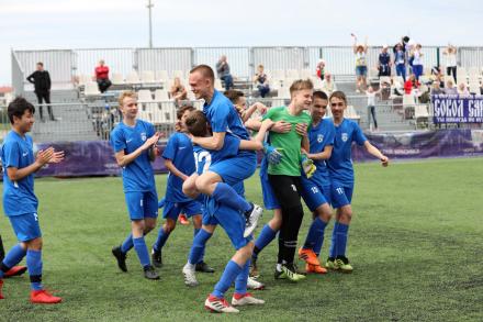 Весенний Hopes Cup 2019. Четвёртый этап. День пятый. U-15 (2004): Штанги помогли выйти в финал