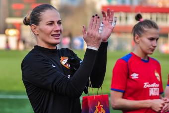 Эльвира Тодуа: «Открытость ЦСКА притягивает болельщиков»