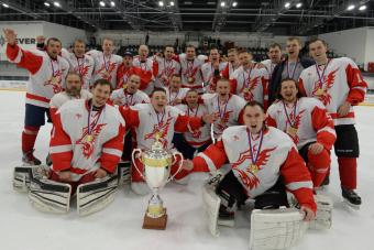 ХК Пламя - победитель ВХТЛ сезона 2018-2019