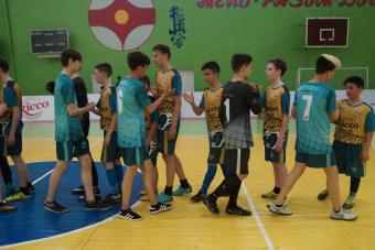 Полуфинальные матчи «Школьной Футбольной Лиги» сыграны.