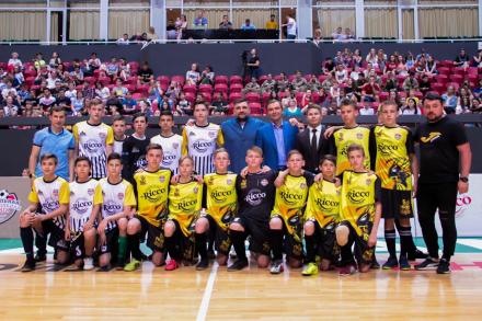 Команда из Набережных Челнов стала Абсолютным чемпионом ШФЛ