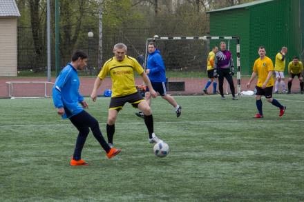БелАЗ - Петрович 2:5 - 27.04.2019