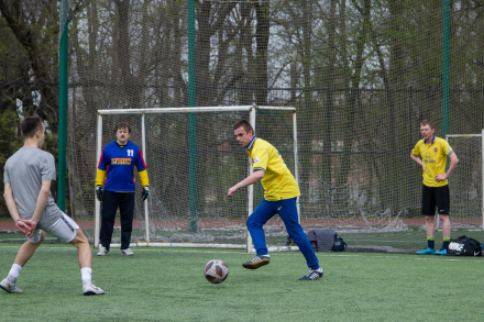 Балтийский Феникс - Фортуна-Арсенал 5:7-27.04.2019