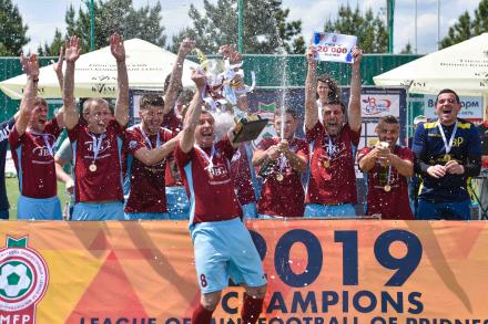 Чемпионат «Весна 2019» окончен, впереди «Осень 2019»