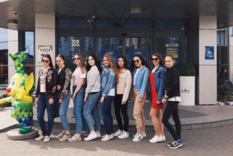 Фан-клуб «Пантеры» посетил аквапарк «Ривьера»