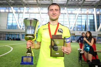Максим Агафонов: «Фаворит» не раз был близок к чемпионству, поэтому хотели наконец-то выиграть»