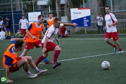 «NetCracker» и «САФ-НЕВА» – самые невезучие команды первой трети чемпионата