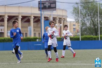 Завершился VII Международный детско-юношеский футбольный Фестиваль PETERSBURG CUP