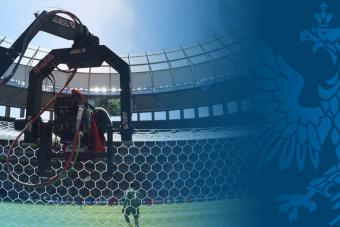 Чехия - Россия: полная запись матча