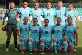 Поражение от Чехии в первом матче