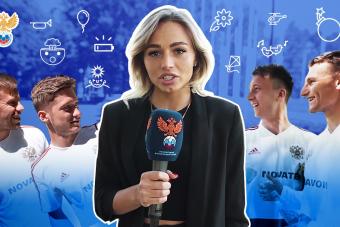 Женский репортаж: хотят ли в отпуск Головин, Чалов, Смолов и Миранчуки