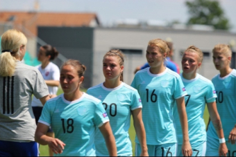 Игроки женской сборной подвели итоги второго матча с Чехией