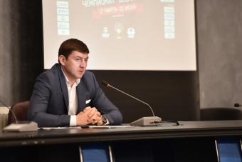 С поста директора по развитию Лиги мини-футбола уходит Игорь Карасёв