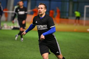 Гол Валентина Филатова – лучший в «Спортинг-лиге»!