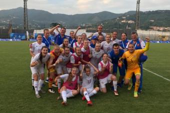 Студенческая сборная - в полуфинале Универсиады!