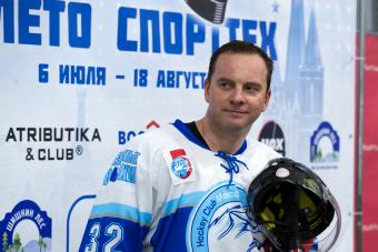 Хоккейный выходной Алексея Кондаранцева на «Спорттех арена»