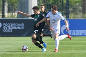 «Чертаново» одержало победу в стартовом матче ЮФЛ