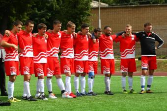 3-4 августа состоялись первые матчи плей-офф
