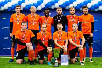 «Компания Апельсин» - победитель Высшего Дивизиона!