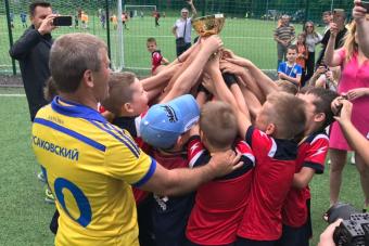 """Дитяча футбольна академія """"Prometheus Kids"""" оголошує набір в групи"""