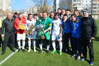 Чемпионат Одессы: «Люксеон» в шаге от титула и четырёх рекордов