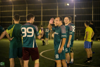 «ЭФКО» обеспечила себе участие в Кубке, Адвокаты вырвались на 3-е место