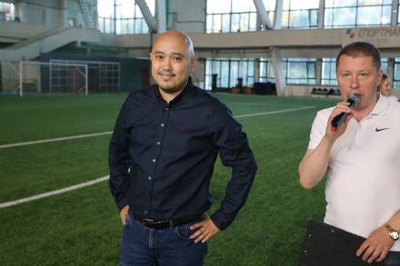Тимур Михайлов — о том, что ждет участников «Спортинг-лиги» в новом сезоне