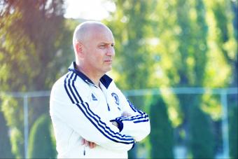Константин Красий: «15-летие клуб отметит в декабре. А пока все мысли о чемпионате»