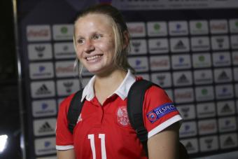 Марина Фёдорова номинирована на премию Министерства спорта