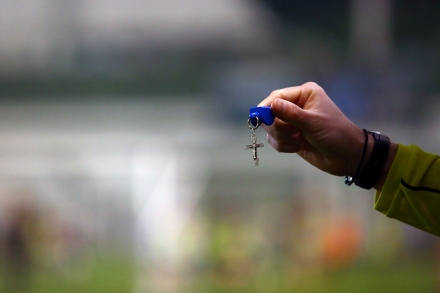 26 арбитров Кубка Санкт-Петербурга по футболу 7х7