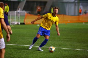 Роман Пшильник: «Если не пройдем в первый дивизион, будем винить Женю Золотых»