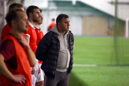 Вугар Набиев: «В защите мы играем более-менее, а в атаке нужно прибавлять»