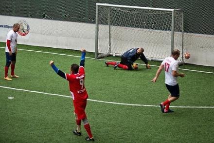 Победителем международного турнира стала команда Белоруссии
