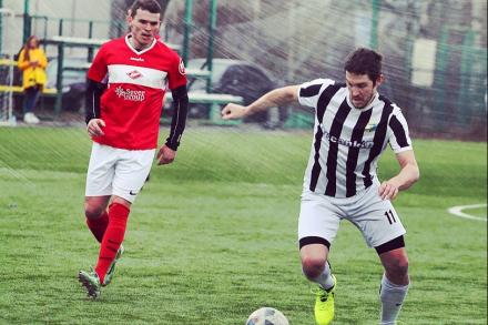 Константин Заслонов - Спартак 0:0