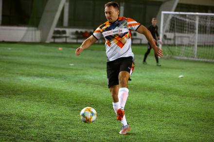 Кирилл Костин: «Хотим определить свое место на фоне команд «Спортинг-лиги»