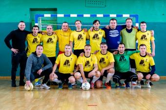 Открытый чемпионат Бобруйска по мини-футболу. Первые матчи