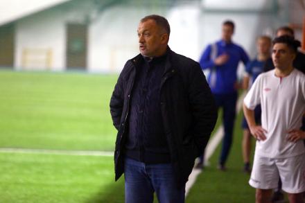Игорь Москаленко: «Для нас это новый вид футбола»