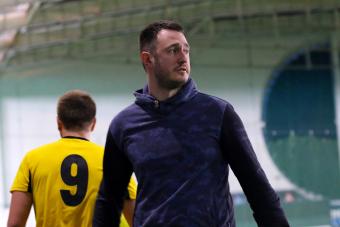 Роман Герасимов: «Приятно работать, когда у тебя 20 квалифицированных игроков»