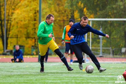Балтийские Монстры - Астория 0:3(0:2) 05.10.2019
