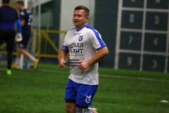 Дмитрий Серебряков: «Наша задача наиграть состав и создать крепкую команду»