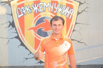Ника Поцхверашвили (тренер, ДФК «Жемчужина»): «У нас большой и хороший детский клуб…»