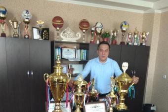 Знакомство с тренером FC