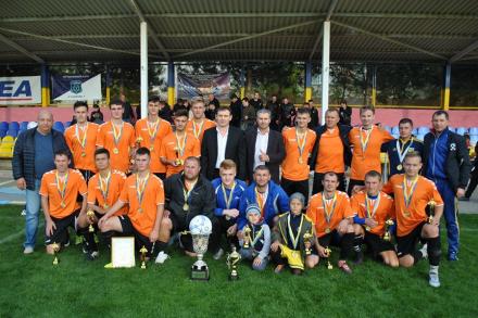 «Дружба народов» из Яссок стала первым обладателем Кубка Одесского областного совета