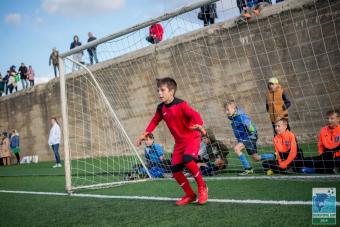 Детско-юношеский турнир SEVASTOPOL CUP торжественно открыли сегодня на стадионе Северной стороны