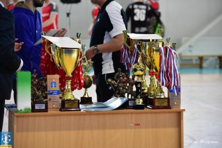 13 ноября Церемония награждения победителей и призеров Первенства юношей и Русского футбола!