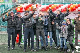 АВТОИМПОРТ - 5-кратный ЧЕМПИОН!!!!!