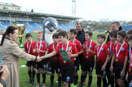 В Севастополе наградили победителей SEVASTOPOL CUP - 2019