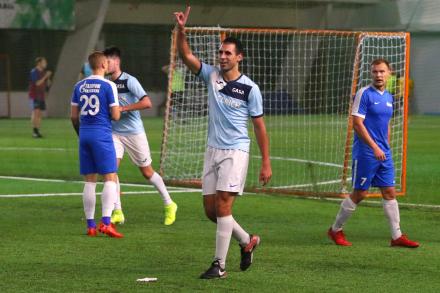 Надим Захаров: «Приятно забивать, когда это приносит результат и пользу команде»